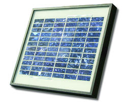 Mighty Mule 10-Watt Solar Panel Kit