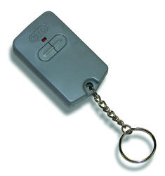Mighty Mule Two-Button Keychain Transmitter