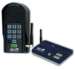 Mighty Mule Wireless Intercom/Keypad
