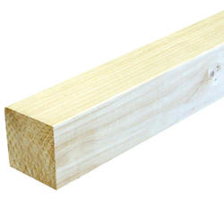 "4"" x 4"" x 8' Premium Douglas Fir Timber"