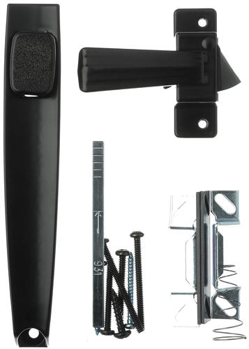 Wright Products Tie Down Black Screen Or Storm Door Push