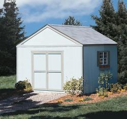 Amhurst 12' x 12' Storage Building with Floor by Shedmaster
