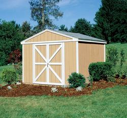 Amhurst 10' x 8' Storage Building with Floor by Shedmaster