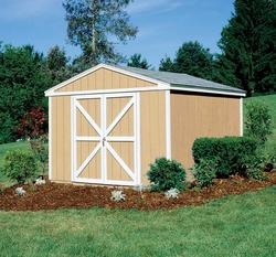 Amhurst 10' x 10' Storage Building with Floor by Shedmaster