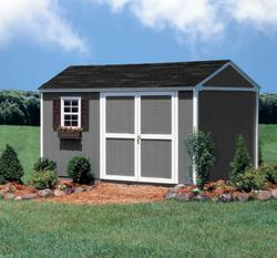 Amhurst 10' x 12' Storage Building with Floor by Shedmaster