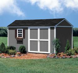 Amhurst 10' x 14' Storage Building with Floor by Shedmaster