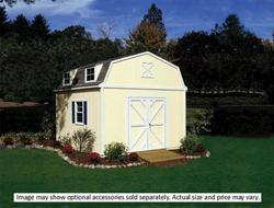 Handy Home Sequoia 12' x 12' Storage Building - Kit Only