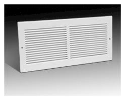 "Ameriflow 18"" x 18"" Sidewall Return Air Grille"