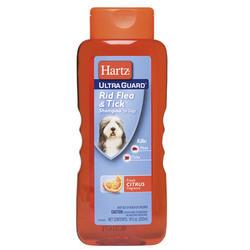 Hartz® Ultra Guard™ Rid Flea and Tick Citrus Dog Shampoo