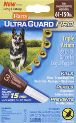 Hartz® UltraGuard Pro® Flea and Tick Treatment for Dogs and Puppies from 61 - 150 lb.
