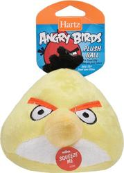 Hartz® Angry Birds® Plush Ball™ Dog Toy with Sound Chip