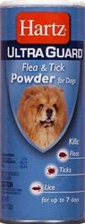 Hartz® Ultra Guard™ Flea and Tick Powder for Dogs - 4 oz.