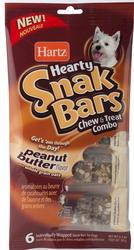 Hartz® Hearty Bars Peanut Butter-Flavored Dog Treats