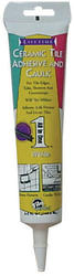 Tile Perfect All In One Adhesive - Fixture Caulk White #21001