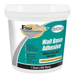 FlorCraft® Wall Base Adhesive - 1 qt.