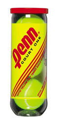 Penn® Court One Tennis Balls (3-Pack)