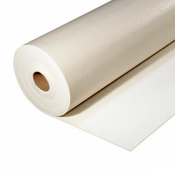 "Spillmaster White Frothed Polyurethane Carpet Pad 1/2""  (180 sq.ft/roll)"