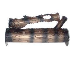 PelPro Stainless Steel Log Set