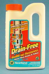 32 oz Drain Free Build-Up Remover - Liquid