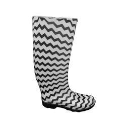 Ladies' Fashion Boots - Chevron