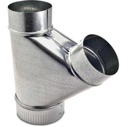 Hvac Duct And Fittings : Quot wye each