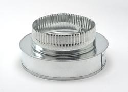 "7"" x 5"" Reducer With Crimp (Each)"