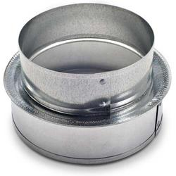 "8"" x 7"" Reducer Without Crimp (Each)"
