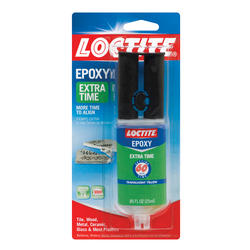 Loctite 60-min Extra Time Epoxy - 0.85 oz