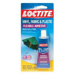 Loctite Vinyl, Fabric & Plastic Flexible Adhesive - 1 oz