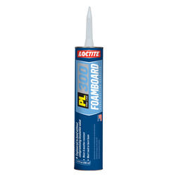 Loctite PL 300 Foamboard Construction Adhesive - 10 oz