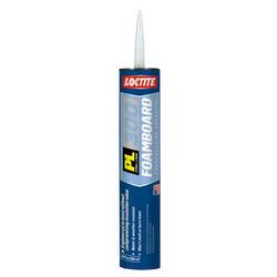 Loctite PL 300 Foamboard Construction Adhesive - 28 oz