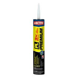 Loctite PL Premium Polyurethane Construction Adhesive - 28 oz