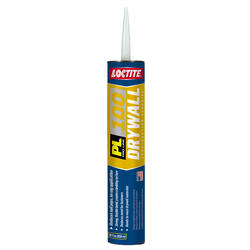 Loctite PL 100 Drywall Construction Adhesive - 28 oz