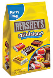 HERSHEY'S® Miniatures Candy Assortment - 40 oz.