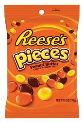 REESE'S PIECES® Peanut Butter Candy - 6 oz.