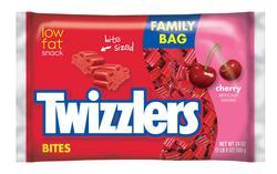 TWIZZLERS® Family Size Cherry Bites Candy - 24 oz.