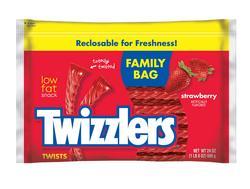 TWIZZLERS® Family Size Strawberry Twists - 24 oz.