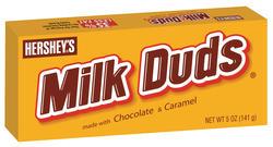 HERSHEY'S® MILK DUDS® Candy - 5 oz.