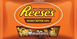 REESE'S® Miniatures Milk Chocolate Peanut Butter Cups - 5.3 oz.