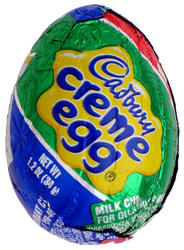 CADBURY® Egg Singles Candy