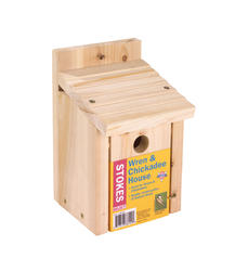 Stokes Select® Wren and Chickadee House