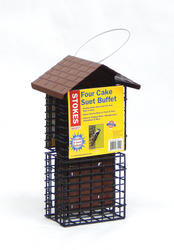 Stokes Select® 4-Cake Suet Buffet