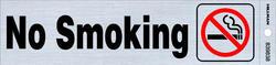 "2 x 8"" No Smoking Sign"