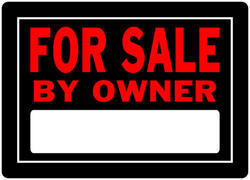 """10 x 14"""" For Sale By Owner"""