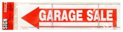 """6 x 24"""" Garage Sale Sign"""