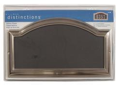 Distinctions Address Plaque Nickel