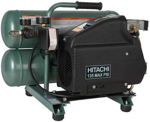 Hitachi® 4-Gallon Portable Compressor at Menards®