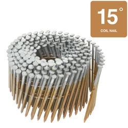 """Hitachi 3"""" x .131 Wire Coil Framing Nail - 2400 Count"""