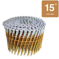 """Hitachi 3"""" x .120 Wire Coil Framing Nail - 2400 Count"""