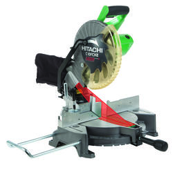 Hitachi® 10 in. Single Bevel Compound Miter Saw with Laser